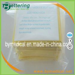Prata descartável/cobertor de aquecimento do salvamento corpo Emergency dourado
