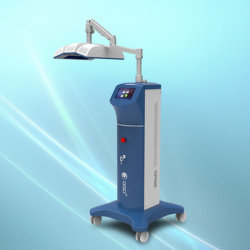 PDT/LED Equipment para Skin Whitening e Acne Removal
