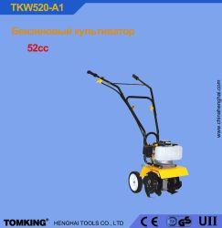 2-тактный бензиновый культиватор с 52cc ДВИГАТЕЛЯ мини-рычаг