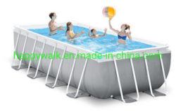 Almofada insuflável de PVC 0,6mm de alta qualidade exterior de bicicleta para água pouca bola Pool inflável abrange Intex Piscina almofada insuflável