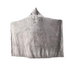 غطاء يتوسّل [لوفرسزد] [هوودي] غطاء بيع بالجملة صوف غطاء قطريّة صوف غطاء رمي
