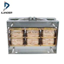 Réacteur en phase de type C trois inducteur transformateur pour l'énergie électrique de la communication de la métallurgie 110V 220V 380V 127V