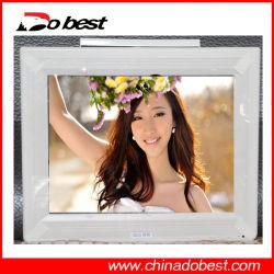 LCD de barramento montados no teto Media Monitor
