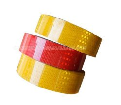 Kleefband Nieuw trendy stofbestendig spiegelreflecterend veiligheidsproduct