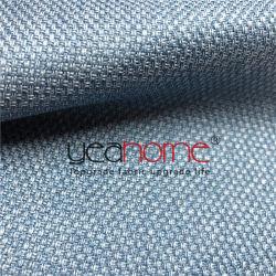 100% poliestere imitazione tessuto Oxford per indumenti 300d*300d Borsa cationica Borsa divano tessuto cuscino