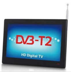 "11.6 "" HD portatili Freeview TV - video di HDMI con DVB-T e DVB-T2 il sintonizzatore/PVR/giocatore di multimedia [codice categoria a di energia]"