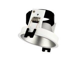 إطار مصباح LED مقاوم للتوهج لوحدة MR16 COB