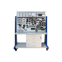 PLC controleerde de Pneumatische en Hydraulische OnderwijsApparatuur van de Lift van Minrry van de Proefbank van de Opleiding voor Universiteit