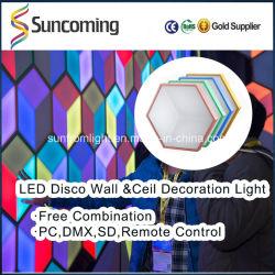 RGB 3D Disco LED plafond verlichting armatuur Panel Verlichting