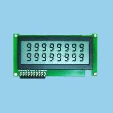 40pins Tn 4X1 Digits LCD-Bildschirmanzeige für Kraftstoff-Zufuhr