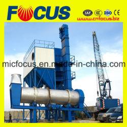 Fiable! La capacidad de hasta 200t/h planta mezcladora de asfalto para la pavimentación de superficies