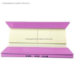 Paquet de fermeture magnétique Slim Custom Rolling Paper