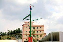 200W Ce générateur de l'Éolienne approuvé pour la rue lumière (200W-5kw)