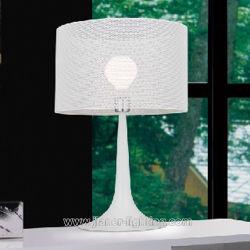 Свет светильника таблицы стола домашней гостиницы металла декоративной стоящий