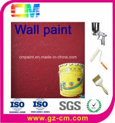 Стены краска- текстуры поверхности трещины - устойчив против пыли покрытие