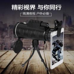 이동 전화 iPhone 카메라 렌즈를 위한 망원경 쌍안경 급상승 망원경