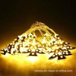 12 LED métal Tree String la lumière solaire (RS1004)