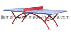 معدات صالة ألعاب رياضية خارجية تنس طاولة ممارسة مرفق طاولة