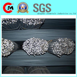 Déformé Bar(DGRH335)/barre striée/filetage de la vis en acier/barre d'armature d'armature en acier//béton déformé barre en acier de fer(8mm 10mm 12mm 14mm 16mm 18mm 20mm 25mm 28mm