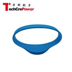 Comercio al por mayor baratos personalizados ecológica de silicona, personalizadas Pulsera RFID - Light Blue