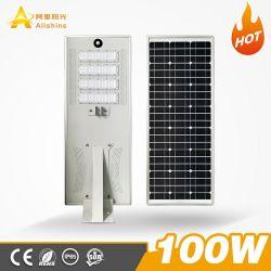 Poupança de energia LED de exterior Jardim Solar Lâmpada de Rua 5 anos de garantia 60W 80W 100W