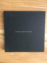 8X8inch zwarte schuimplaat voor het adhesie en printen van foto's