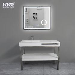 Отель поглотителей квартира туалетный столик в ванной комнате здания мебель столешницами наружного зеркала заднего вида