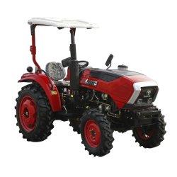 China mini jardim relvado compacto Pequenas Máquinas Agrícolas 30HP 35HP 40HP 45HP 50HP 55HP 60HP 4WD tractor agrícola Diesel