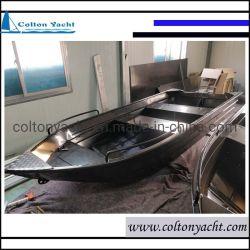 Barca di alluminio, barca di alluminio, imbarcazione a motore e barca di velocità