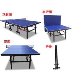 A prática de amador Tabela Pingpong /Ténis de Mesa/mesa de ténis de mesa com preço barato