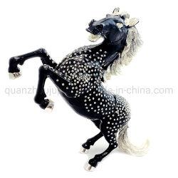 OEM メタルブラックのソフトウェアがギフト Fortune Horse をオープン