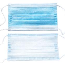 3 طبقات [س] موافقة مستهلكة طبّيّ [سورجكل مسك] اللون الأزرق لون