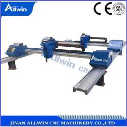 Maak CNC van de Scherpe Machine van het Plasma van Besnoeiingen de Draagbare Prijs van Facotry van de Snijder van de Vlam schoon