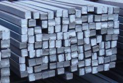 Barra cuadrada de acero de acero sólido de acero dulce