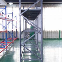 Серый цвет 3 тонны для тяжелого режима работы склада для установки в стойку для хранения