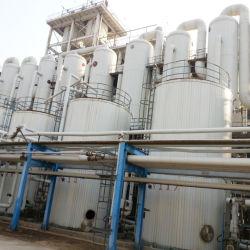 섬유 산업 - 플레이트 하강 필름에 대한 Nmmo 회수 증발기