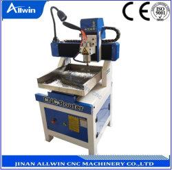 Mini-métal CNC Router 4040 pour le métal Alumnium laiton Pierres de Jade