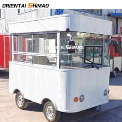 Ce высокого качества продовольствия грузовики шины питания шины CAN с электроприводом солнечной энергии