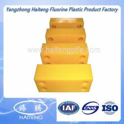 Blocchetto di sostegno dell'unità di elaborazione della plastica con Crepa-Resistente