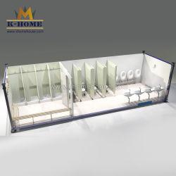 Het geprefabriceerde Mobiele Openbare Blok van de Wassing voor OpenluchtArbeiders