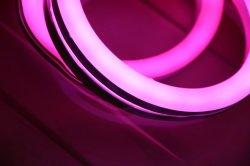 Meest populaire 7mm Ap302 Silicone Neon Flex met 2835SMD LED Strip voor Building Outline of Signage Aquarium Linear Lighting