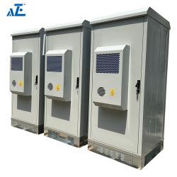 IP55 42u imprägniern im Freien Telekommunikationsbatterie-Sonnenenergie-Speicher-Schrank