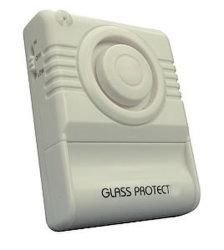 가정 안전을%s 유리제 차단기 경보 Windows 문 진동 센서 경보