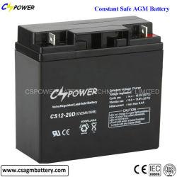 Gros en Chine sans entretien Batterie 12V 20Ah
