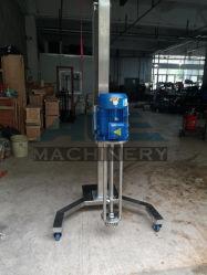 Вакуумные машины/заслонки смешения воздушных потоков для приготовления эмульсий косметики технологического оборудования/гидравлический подъем эмульгатора 100L