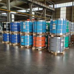 PPGI de haute qualité de la bobine en acier recouvert de couleur