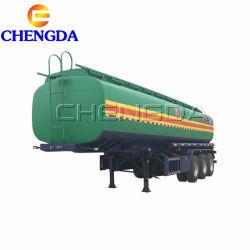 3 мост 40, 000 литров дизельного топлива передачи бак прицепа