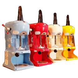 눈 얼음 면도기 기계 상업적인 전기 얼음 깨는 기구 기계 면도기