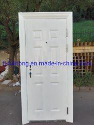 파티오 슬라이딩 보안 스틸 PVC 유리 출입문 금속 빌딩 도어