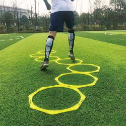 速度および敏捷のフットボールのサッカーのトレーニングの八角形の敏捷のリング